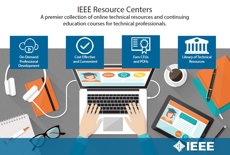 IEEE Resource Centers Article