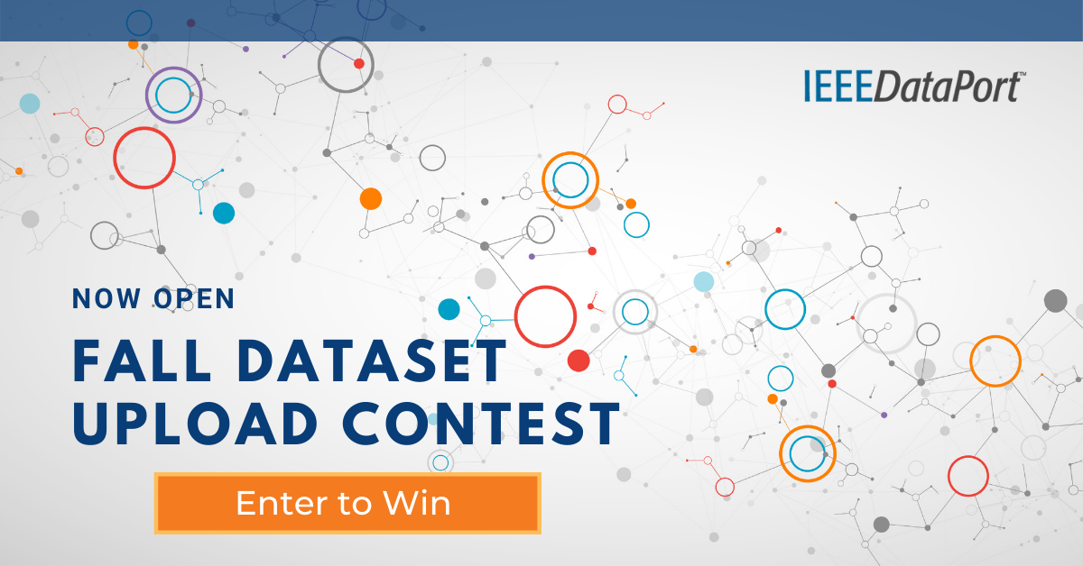 IEEE Fall Dataset Upload Contest