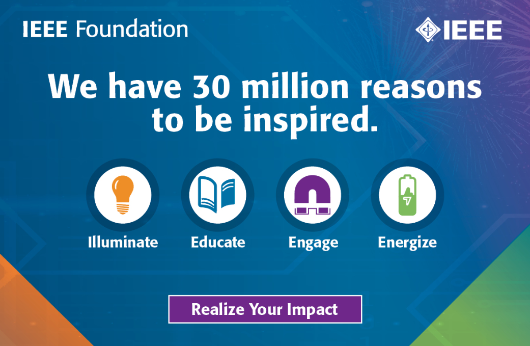IEEE Foundation Realize Your Impact