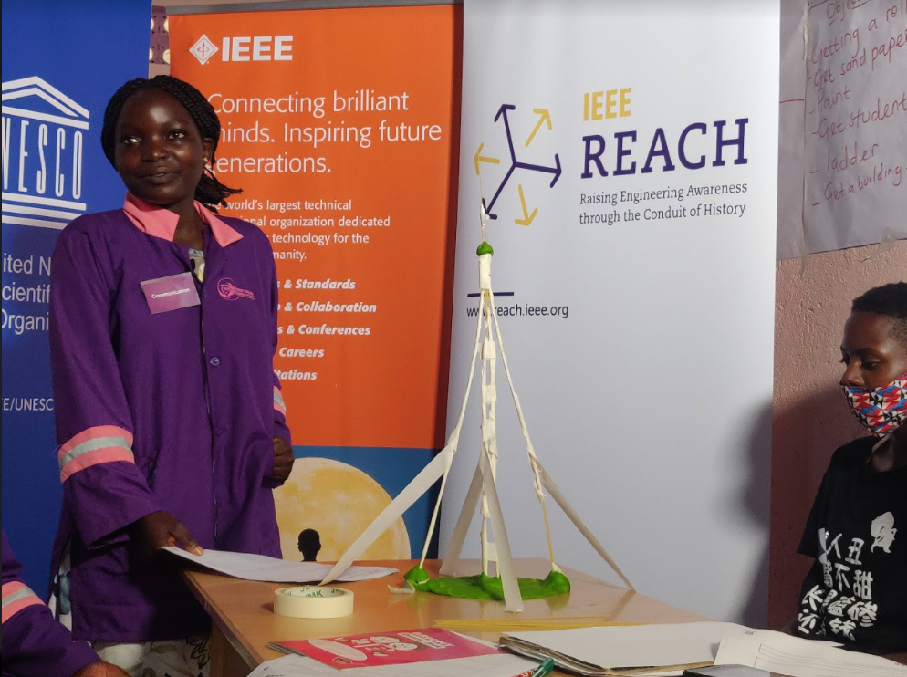 IEEE REACH and UNESCO
