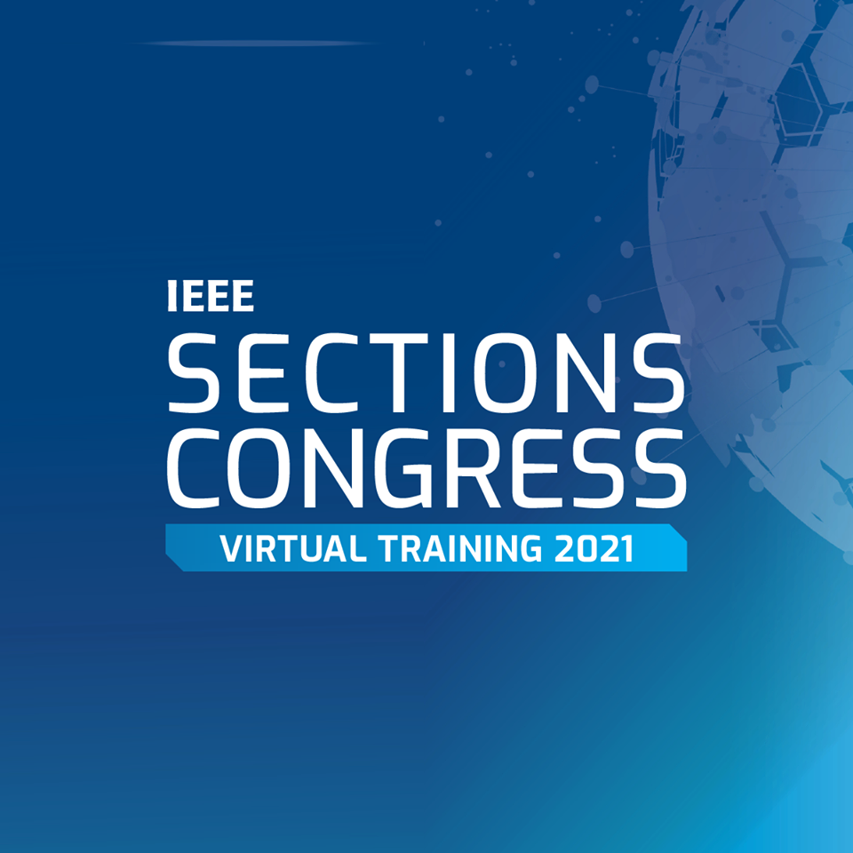 Sections Congress Virtual Training 2021 9 to 11 April