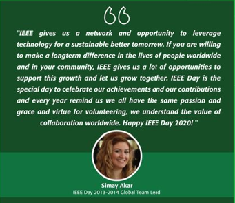 IEEE Day 2021