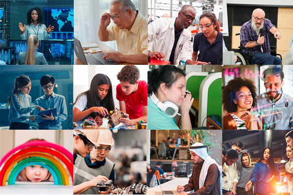 Diversity, Equity & Inclusion at IEEE