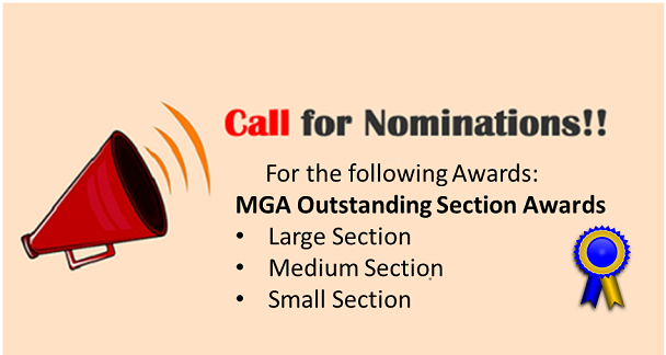 Call for Nominations - Leadership